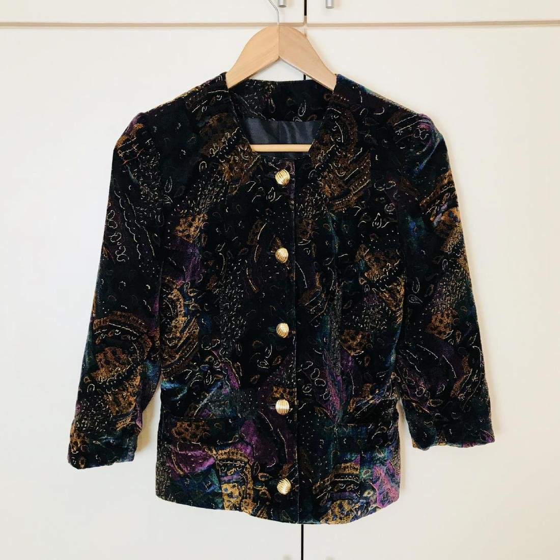 Vintage Women's Jacket Size US 10 EUR 40