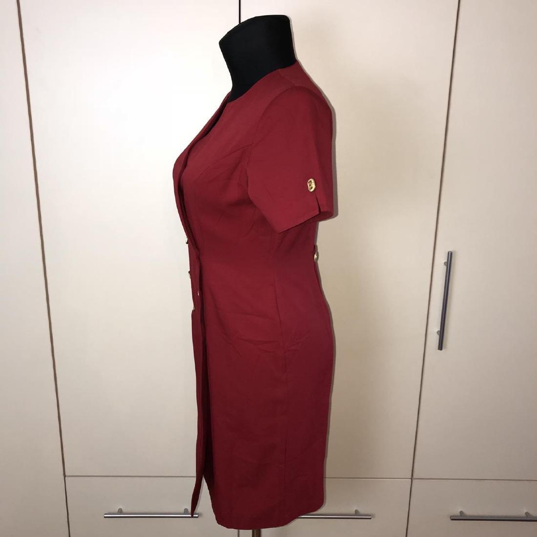 Vintage Women's French Designer Dress Size US 10 EUR 40 - 4