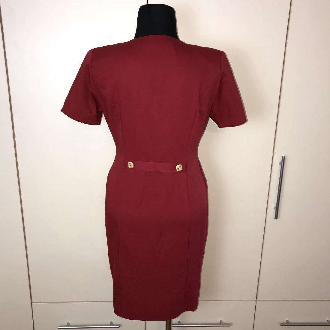 Vintage Women's French Designer Dress Size US 10 EUR 40 - 5