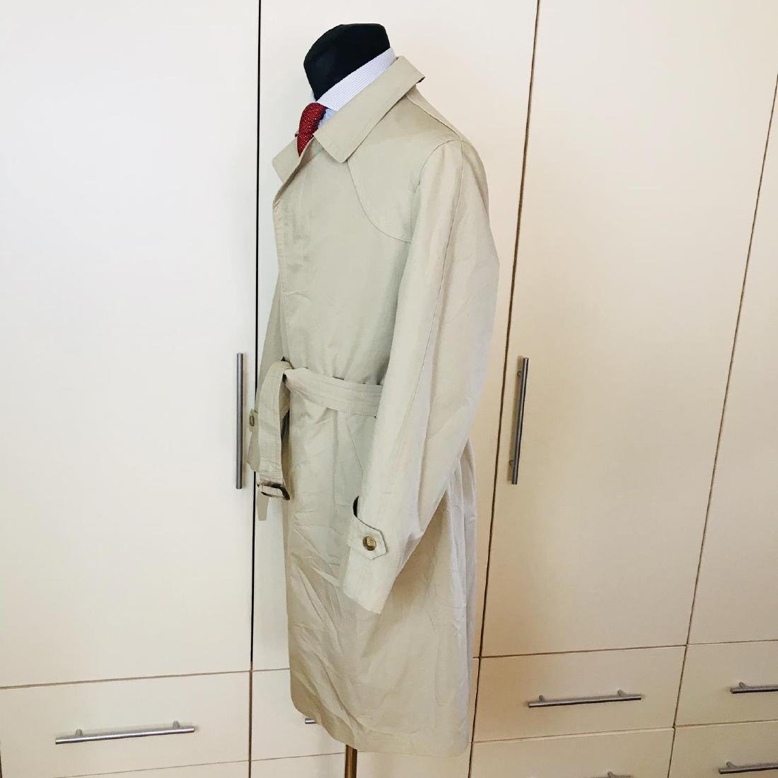 Vintage Men's Beige Trench Coat Size US 40 / EUR 50 - 4