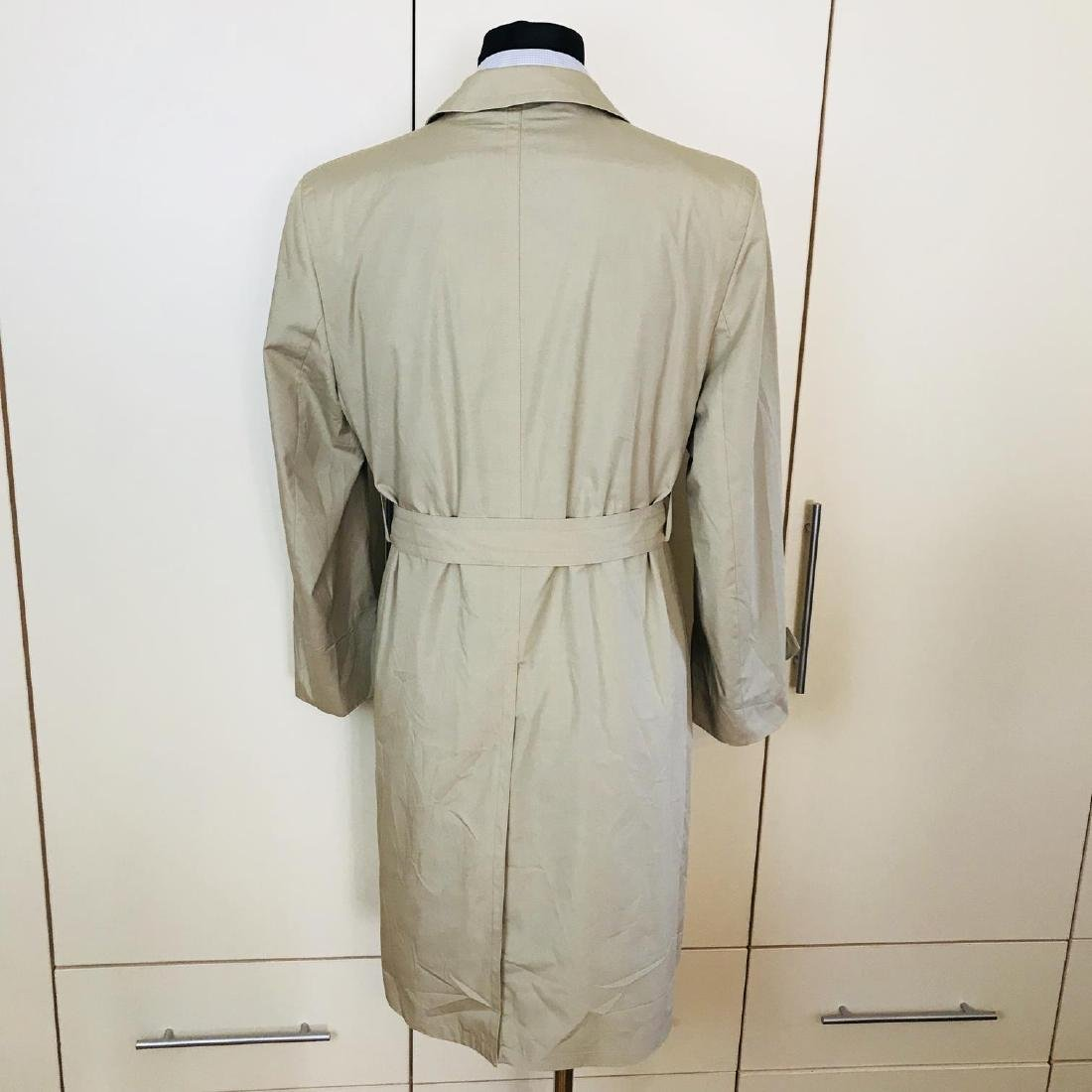 Vintage Men's Beige Trench Coat Size US 40 / EUR 50 - 5