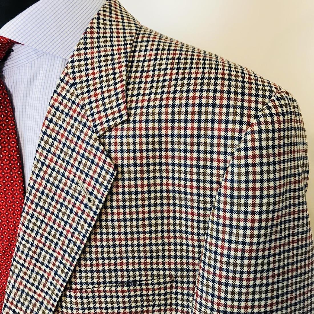 Vintage Men's DESCH Jacket Blazer Size US 46 SHORT - 3