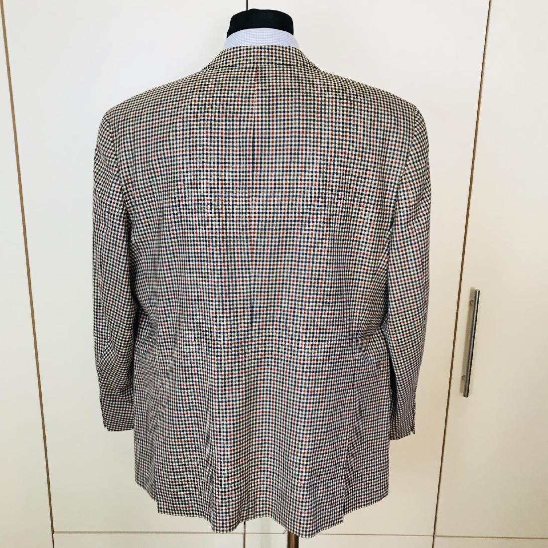 Vintage Men's DESCH Jacket Blazer Size US 46 SHORT - 4