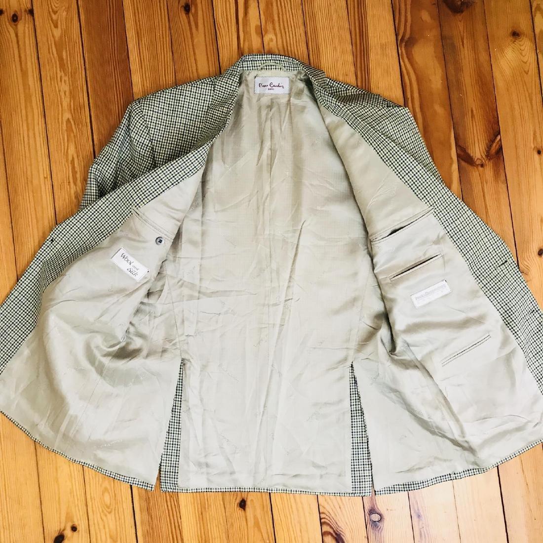 Vintage Men's Pierre Cardin Paris Jacket Blazer Size US - 6