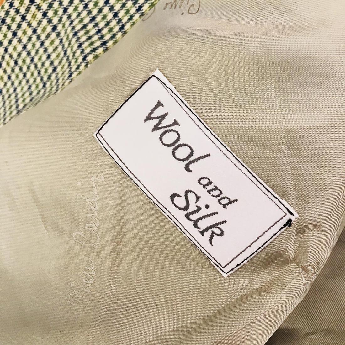 Vintage Men's Pierre Cardin Paris Jacket Blazer Size US - 9