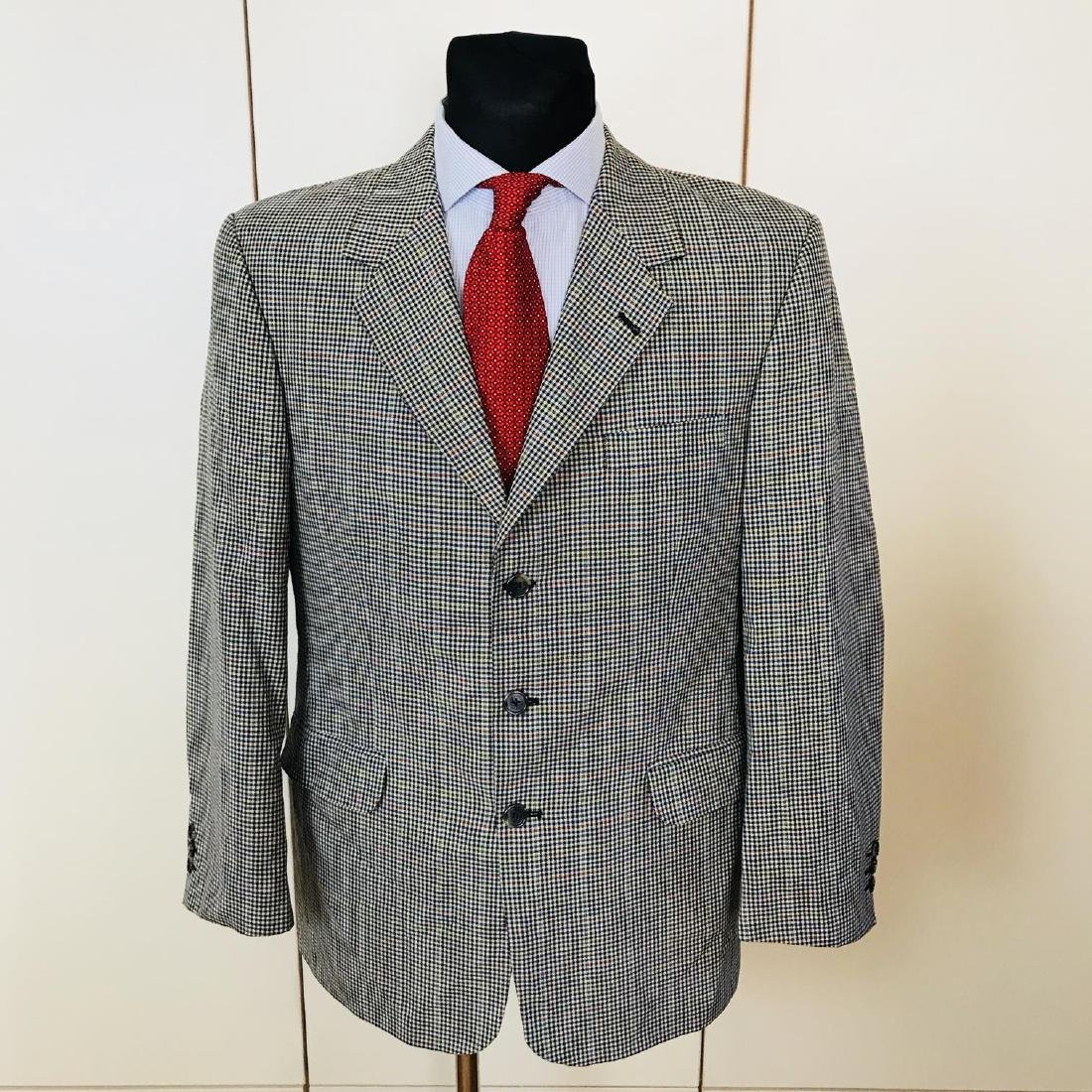 Vintage Men's Paolo Negrato Jacket Blazer Size US 40