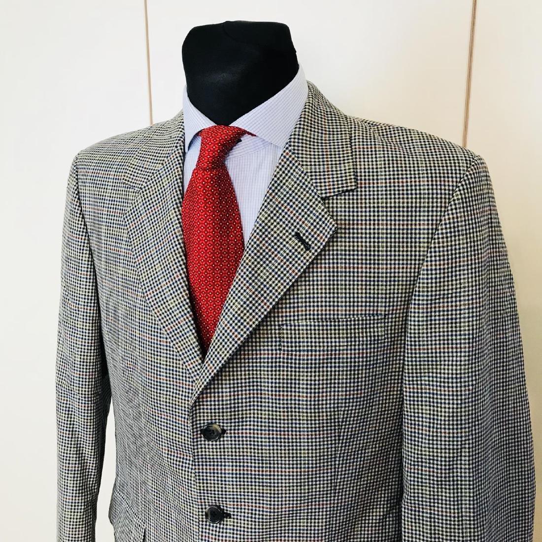 Vintage Men's Paolo Negrato Jacket Blazer Size US 40 - 2