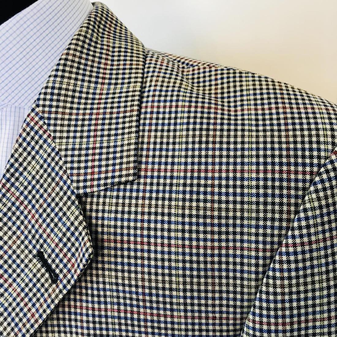 Vintage Men's Paolo Negrato Jacket Blazer Size US 40 - 3