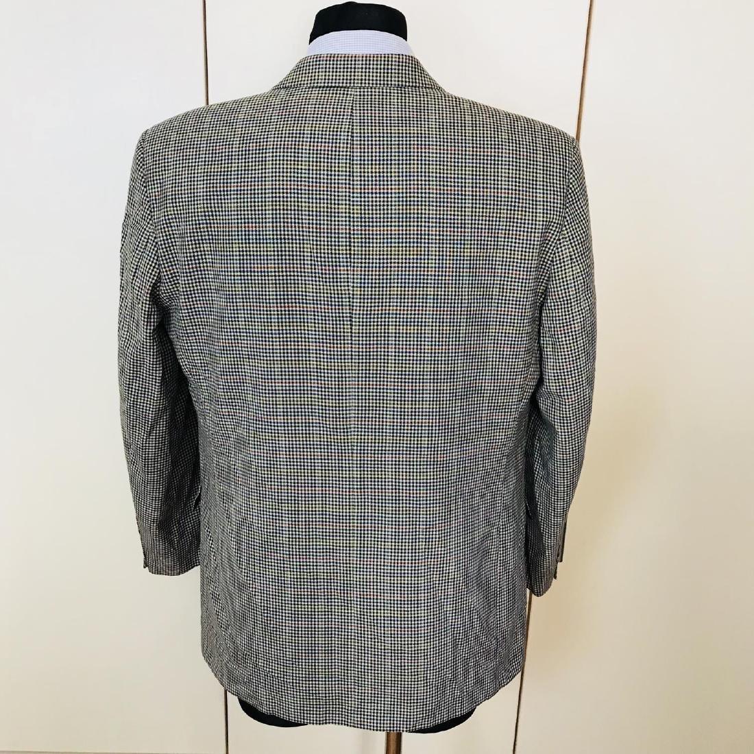 Vintage Men's Paolo Negrato Jacket Blazer Size US 40 - 4