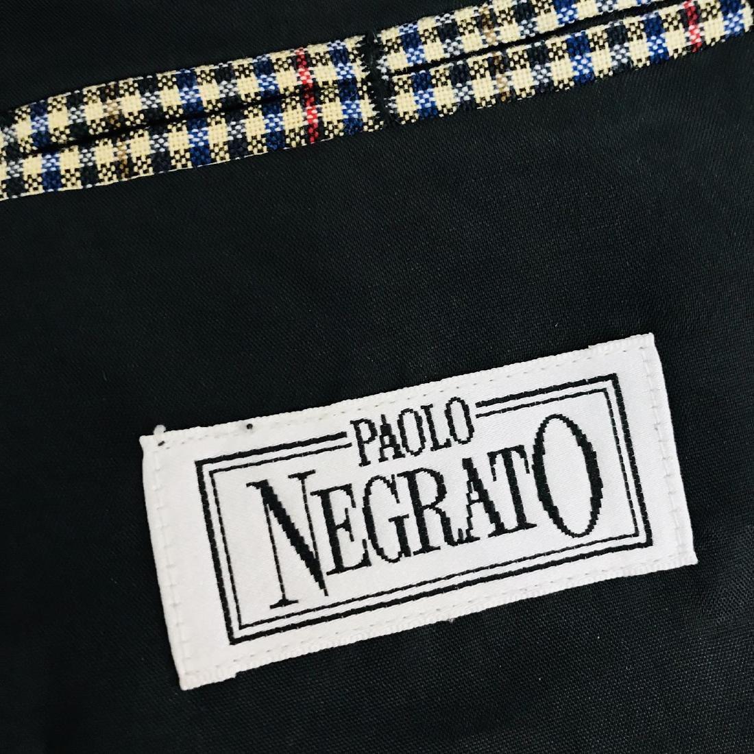 Vintage Men's Paolo Negrato Jacket Blazer Size US 40 - 7