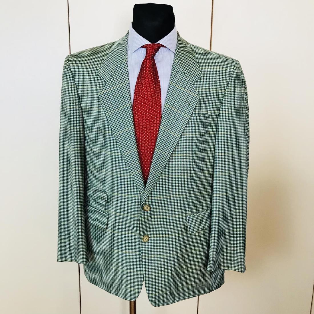 Vintage Men's Jacket Blazer Size US 42 EUR 52