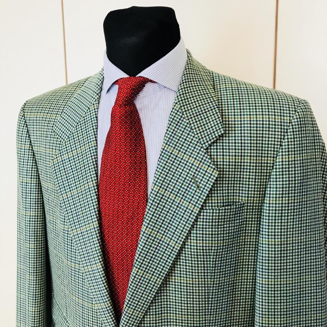 Vintage Men's Jacket Blazer Size US 42 EUR 52 - 2