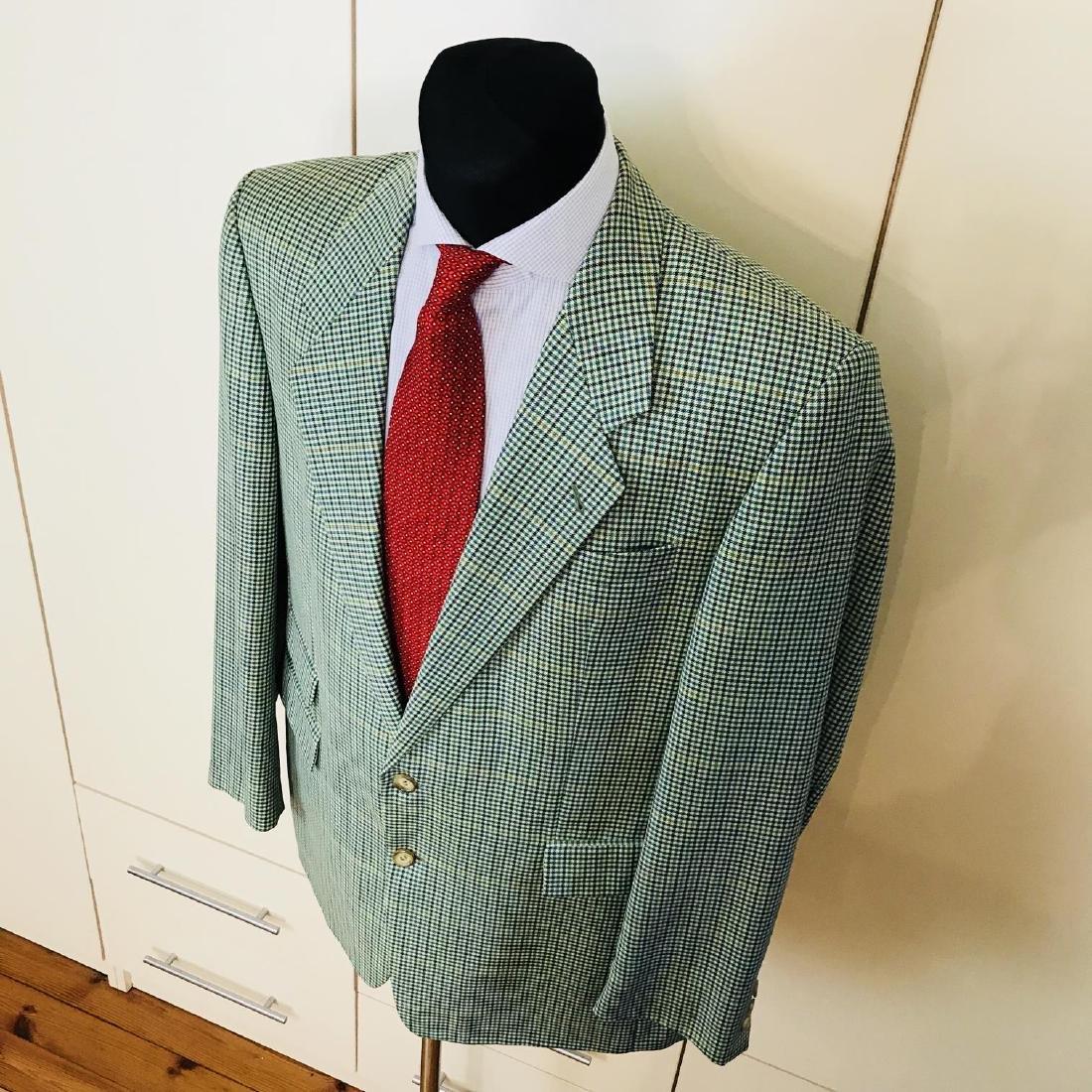 Vintage Men's Jacket Blazer Size US 42 EUR 52 - 4