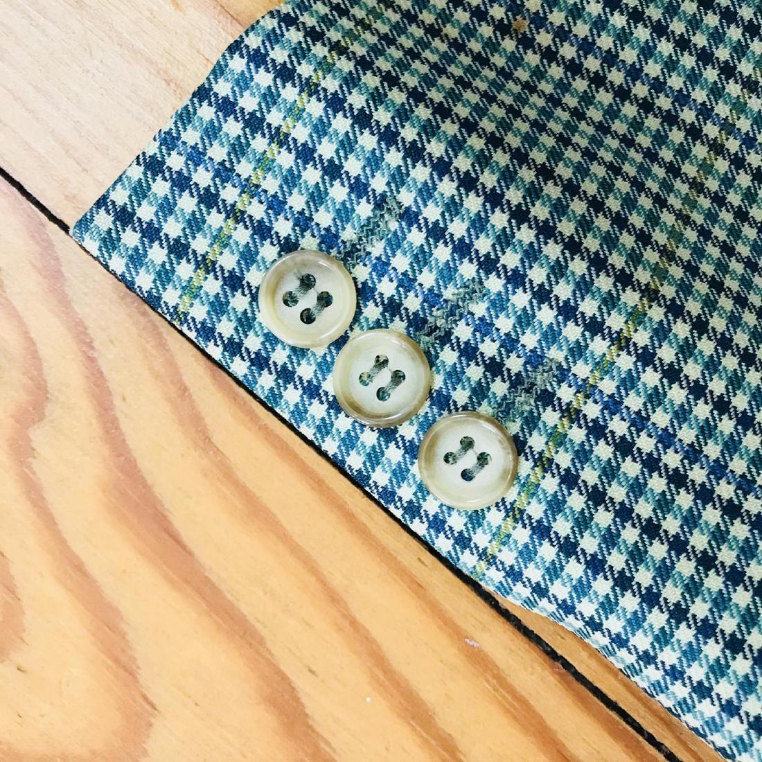 Vintage Men's Jacket Blazer Size US 42 EUR 52 - 6