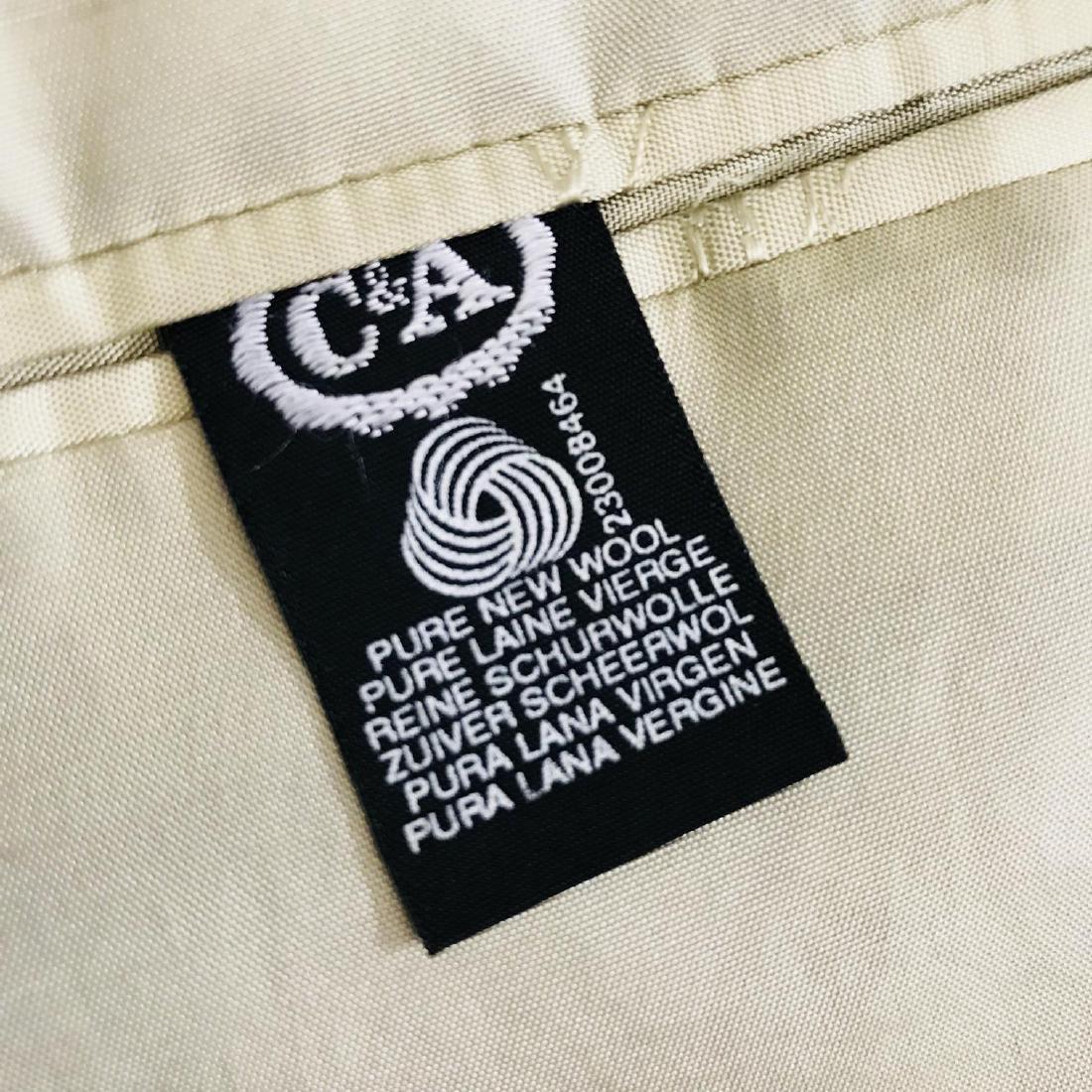 Vintage Men's Jacket Blazer Size US 42 EUR 52 - 9