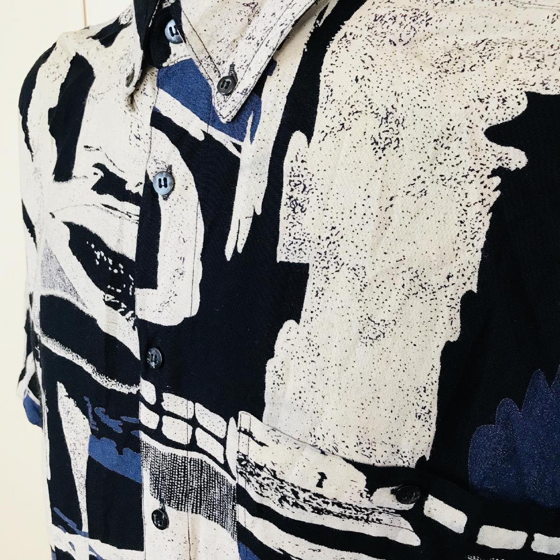 Vintage Men's DAYTON Hawaiian Shirt Top Size XL - 4