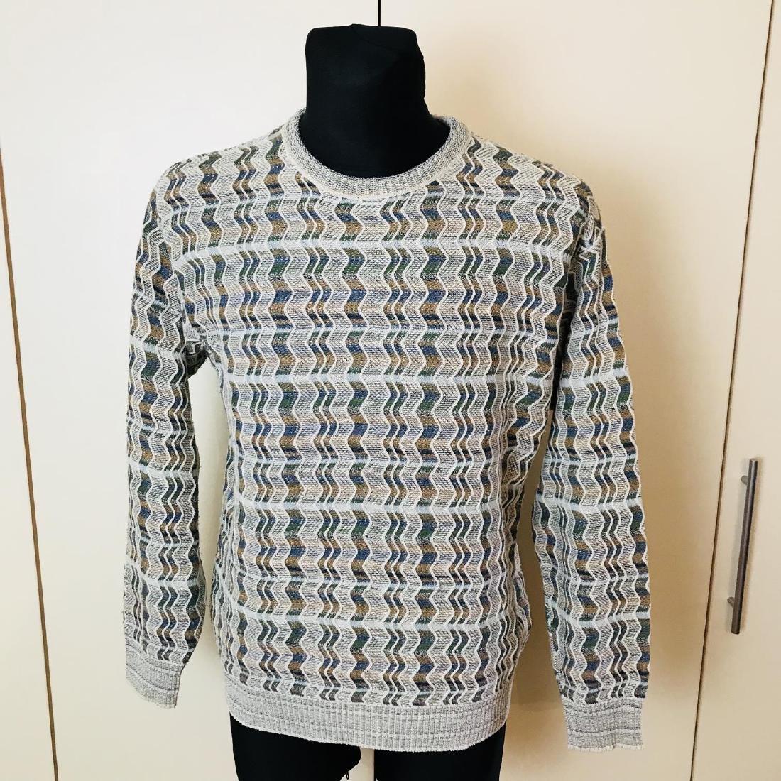 Vintage Men's DRAGON Italian Sweater Size M