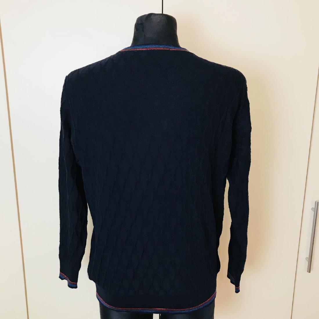 Vintage Men's CARLO COLUCCI Italian Designer Sweater - 4