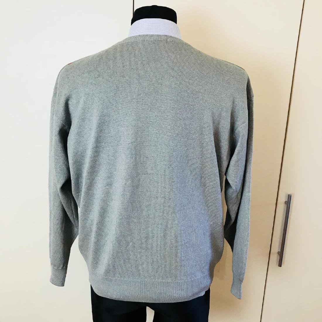 Vintage Men's Pierre Cardin Wool Sweater Size L - 5