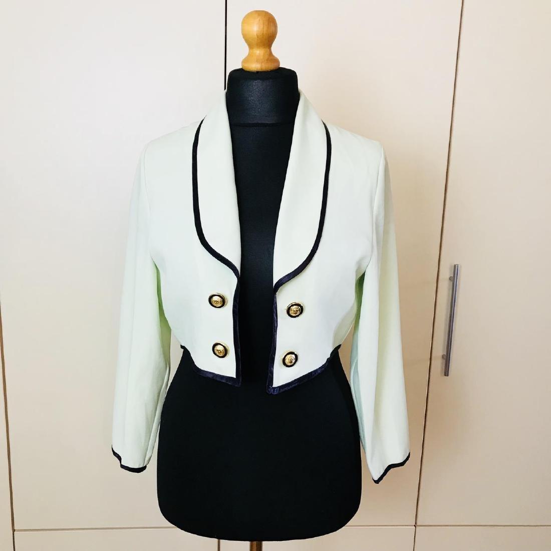 Vintage Women's Eurofashion Jacket Blazer Size US 12