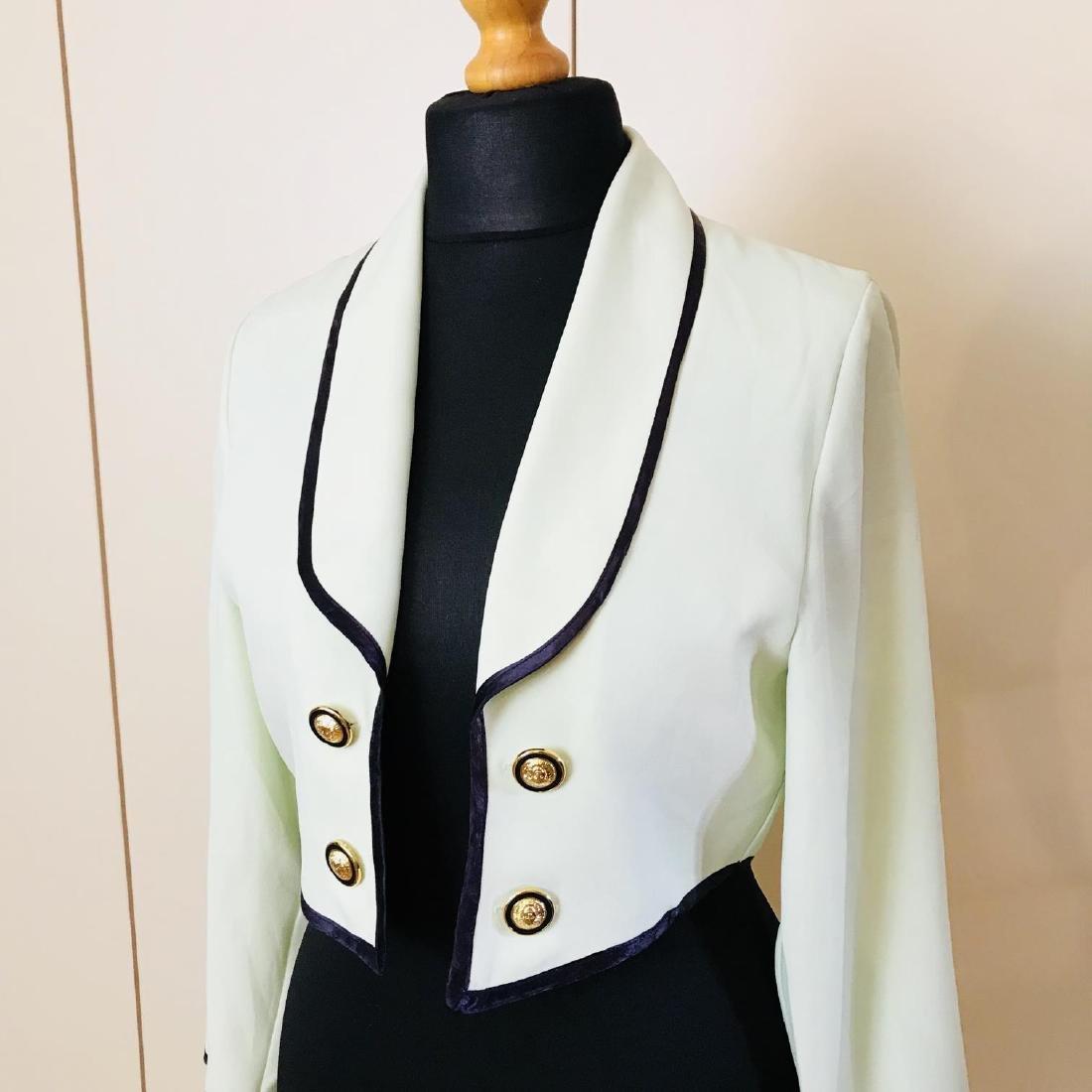 Vintage Women's Eurofashion Jacket Blazer Size US 12 - 2