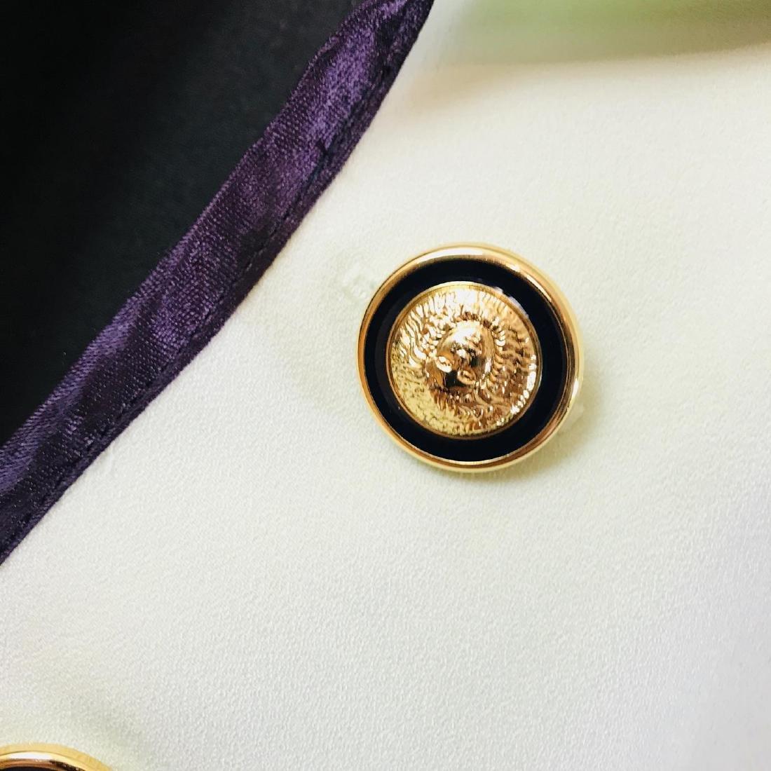 Vintage Women's Eurofashion Jacket Blazer Size US 12 - 4