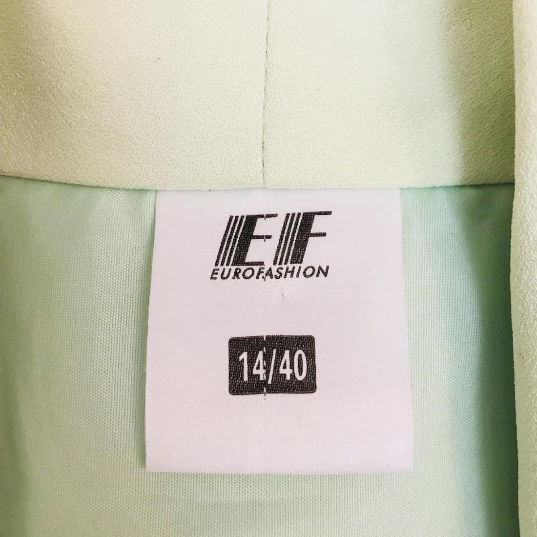 Vintage Women's Eurofashion Jacket Blazer Size US 12 - 6