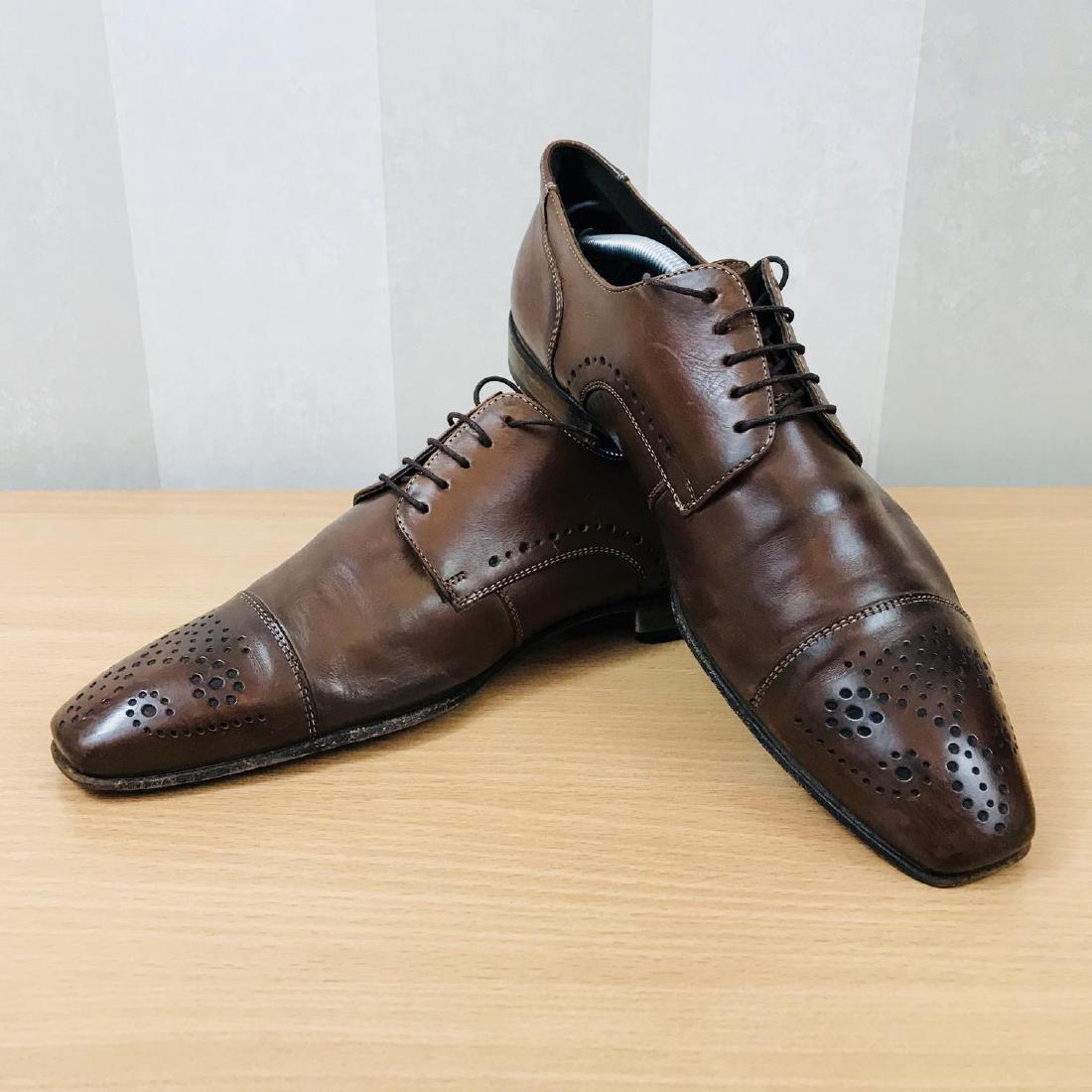 Vintage Men's LLOYD Leather Shoes Size EUR 41 US 8