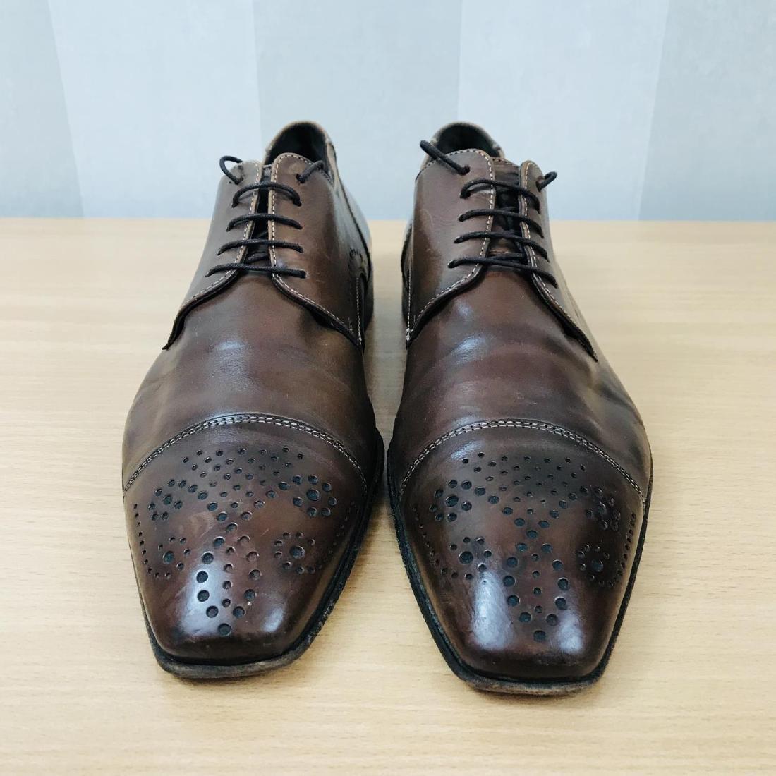 Vintage Men's LLOYD Leather Shoes Size EUR 41 US 8 - 3
