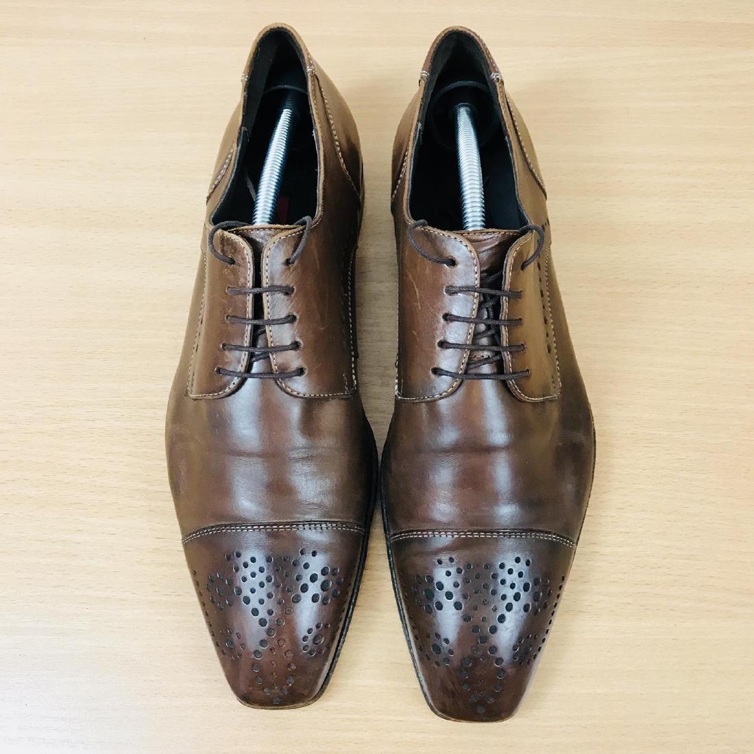 Vintage Men's LLOYD Leather Shoes Size EUR 41 US 8 - 4