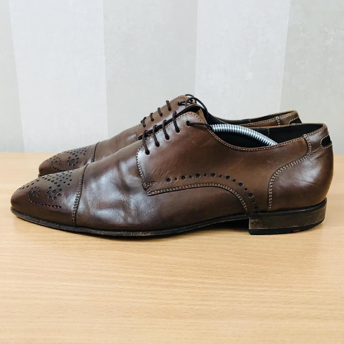 Vintage Men's LLOYD Leather Shoes Size EUR 41 US 8 - 6