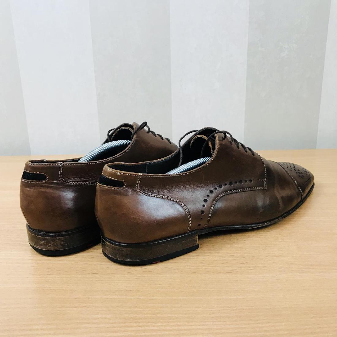 Vintage Men's LLOYD Leather Shoes Size EUR 41 US 8 - 7