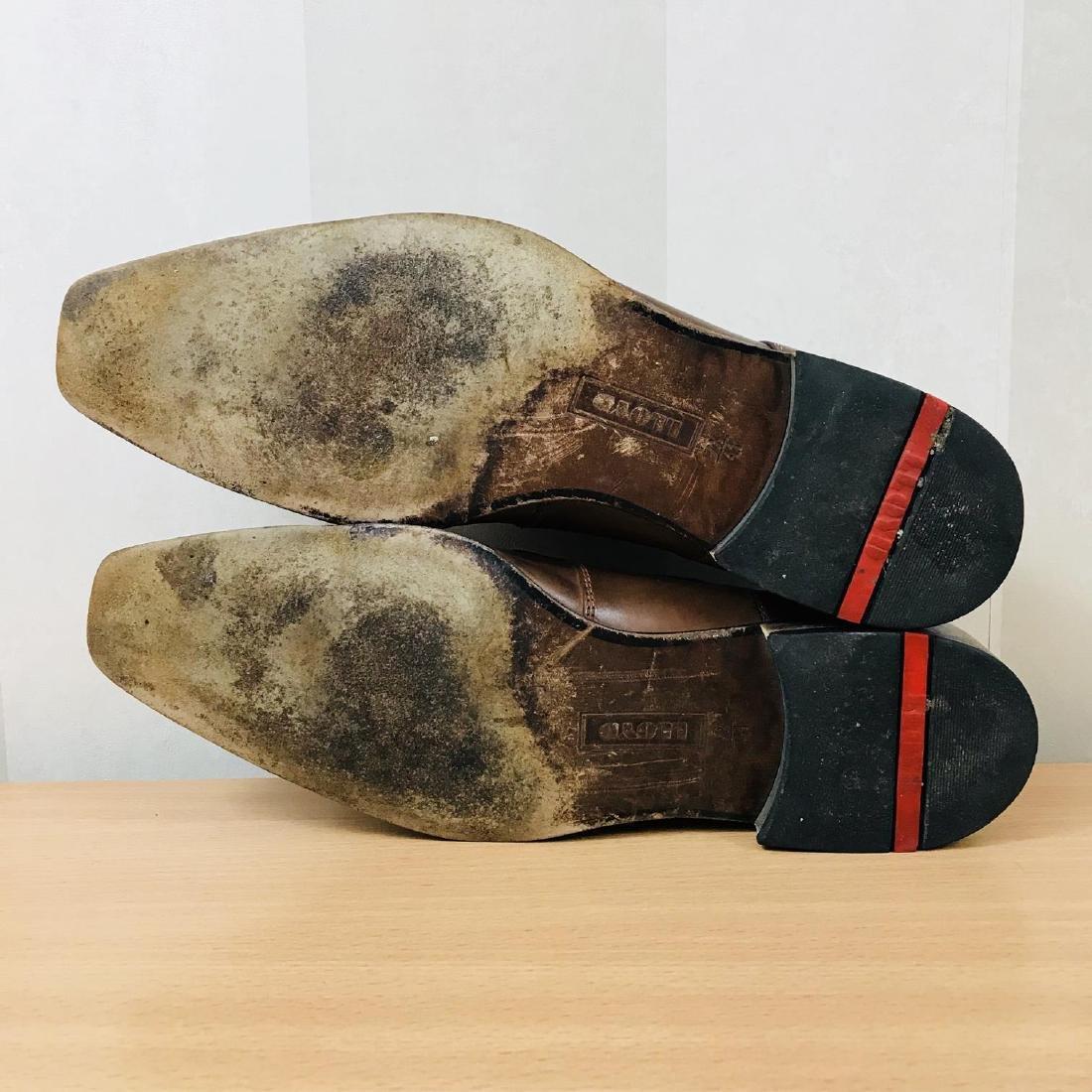 Vintage Men's LLOYD Leather Shoes Size EUR 41 US 8 - 8