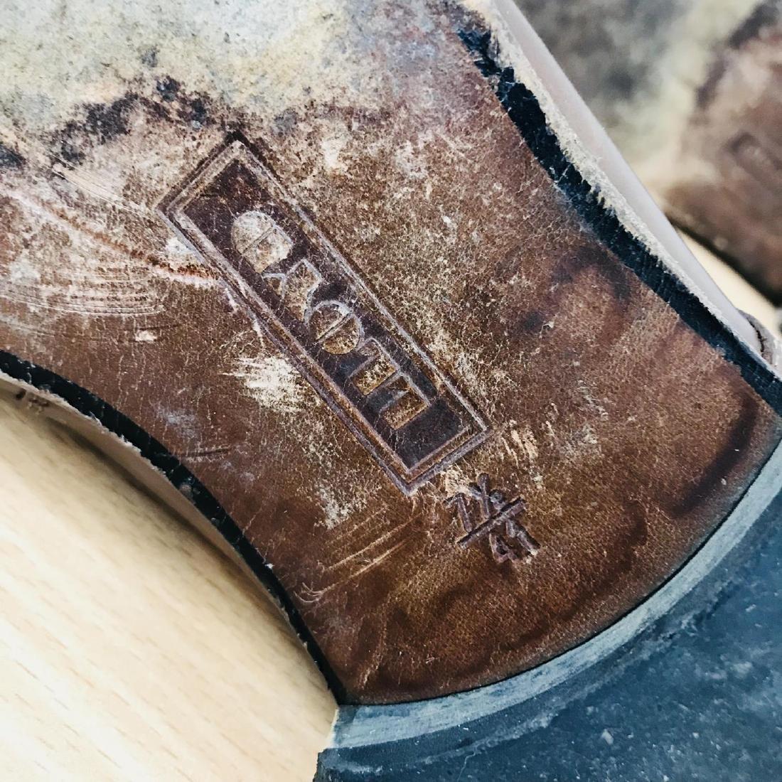 Vintage Men's LLOYD Leather Shoes Size EUR 41 US 8 - 9