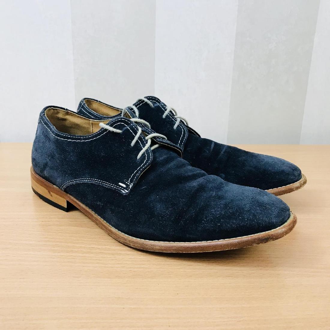Vintage Men's LLOYD Suede Leather Shoes Size EUR 41 US