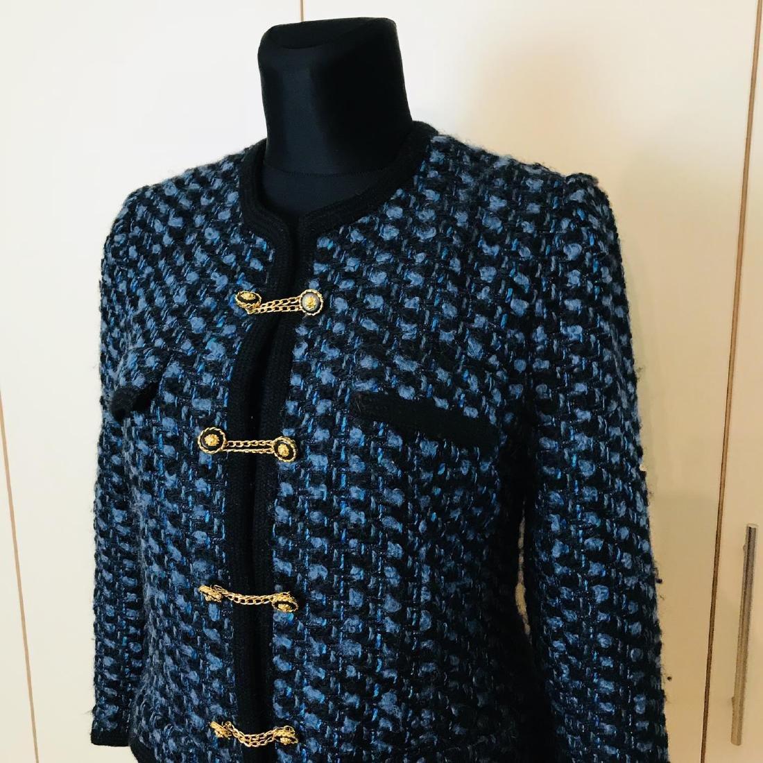 Vintage Women's Designer Jacket Blazer Size EUR 46 US - 2