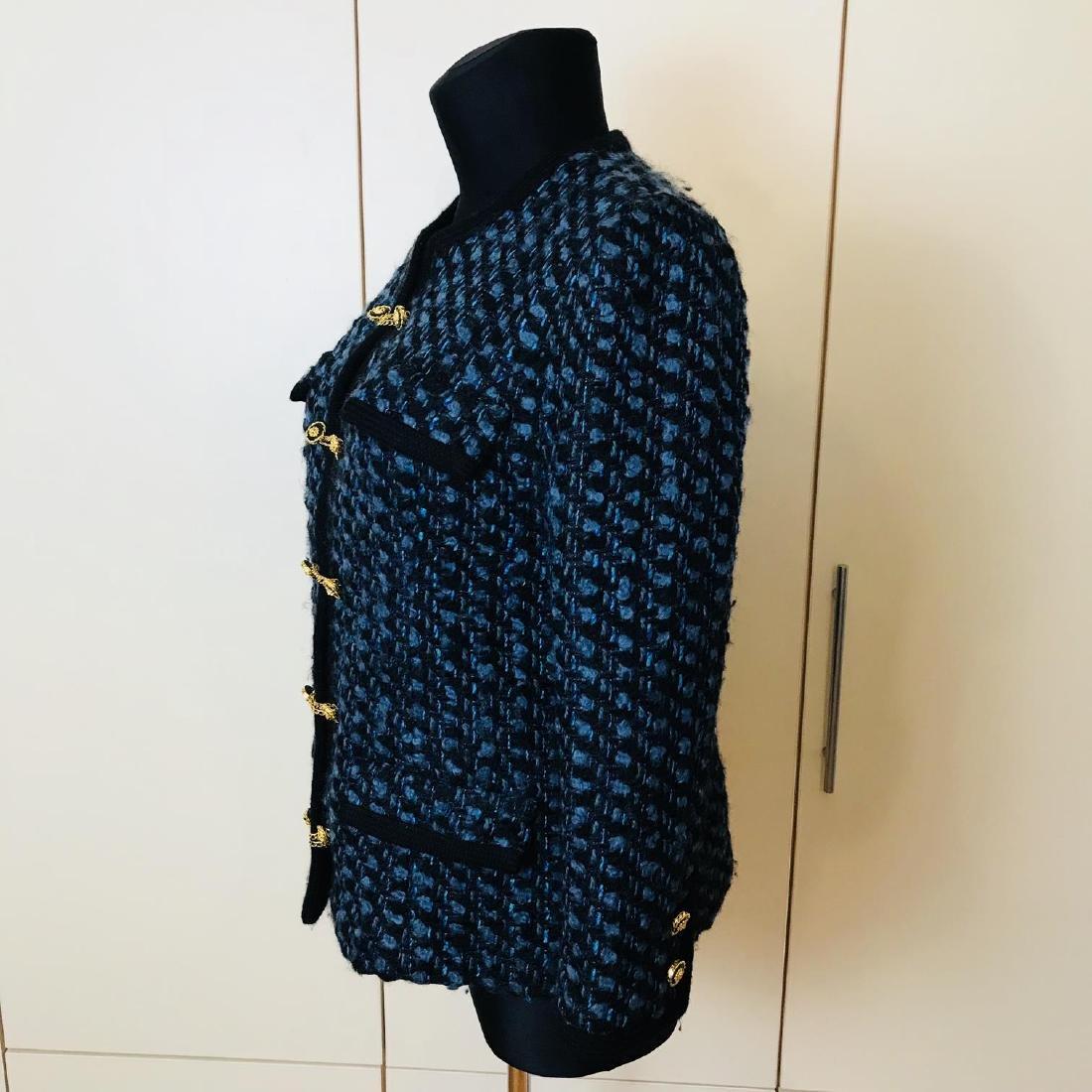 Vintage Women's Designer Jacket Blazer Size EUR 46 US - 3
