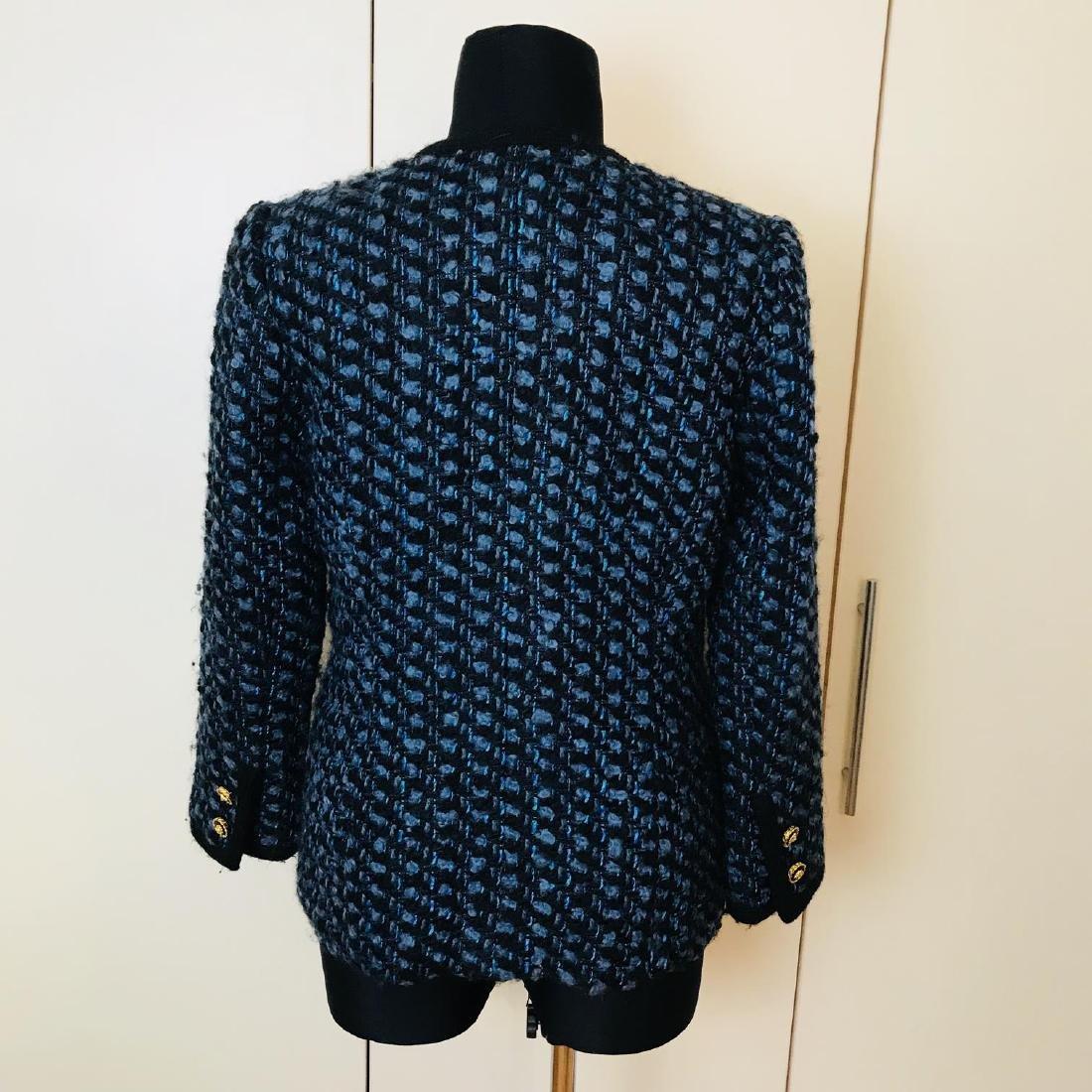 Vintage Women's Designer Jacket Blazer Size EUR 46 US - 4