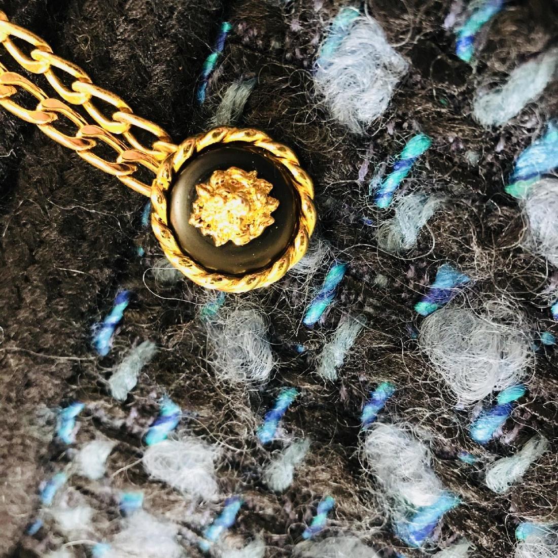 Vintage Women's Designer Jacket Blazer Size EUR 46 US - 5