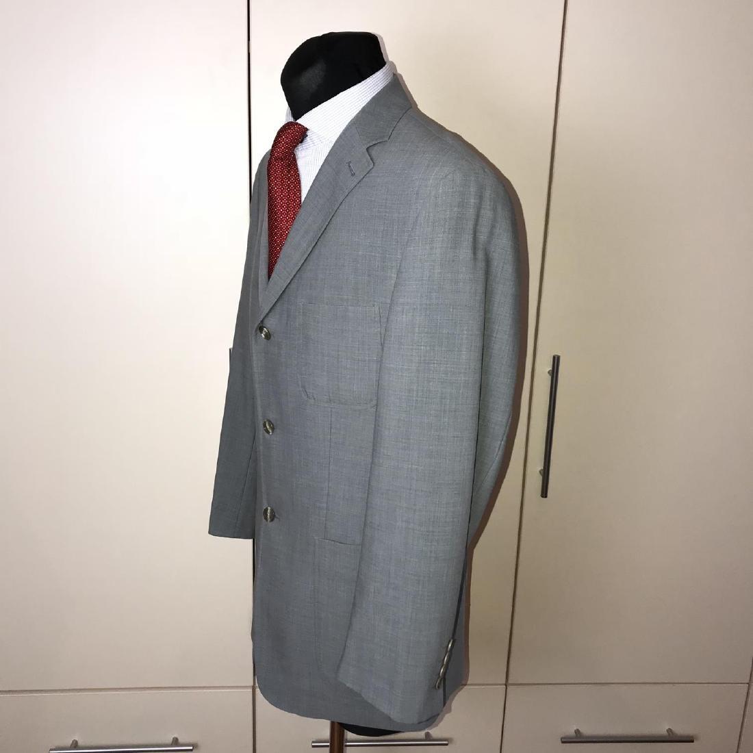 Men's Yves Saint Laurent Blazer Jacket Size 52 SHORT EU - 3