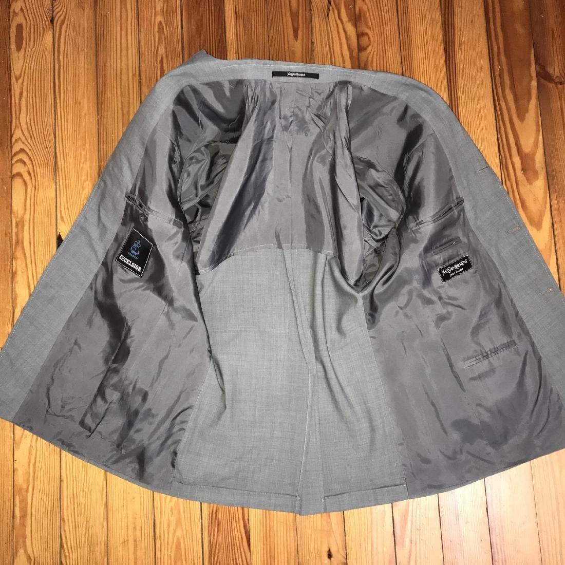 Men's Yves Saint Laurent Blazer Jacket Size 52 SHORT EU - 5