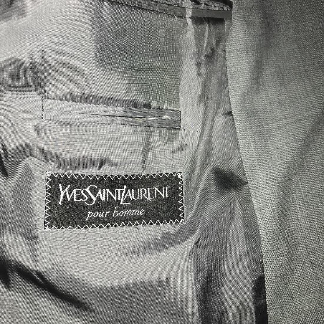 Men's Yves Saint Laurent Blazer Jacket Size 52 SHORT EU - 6