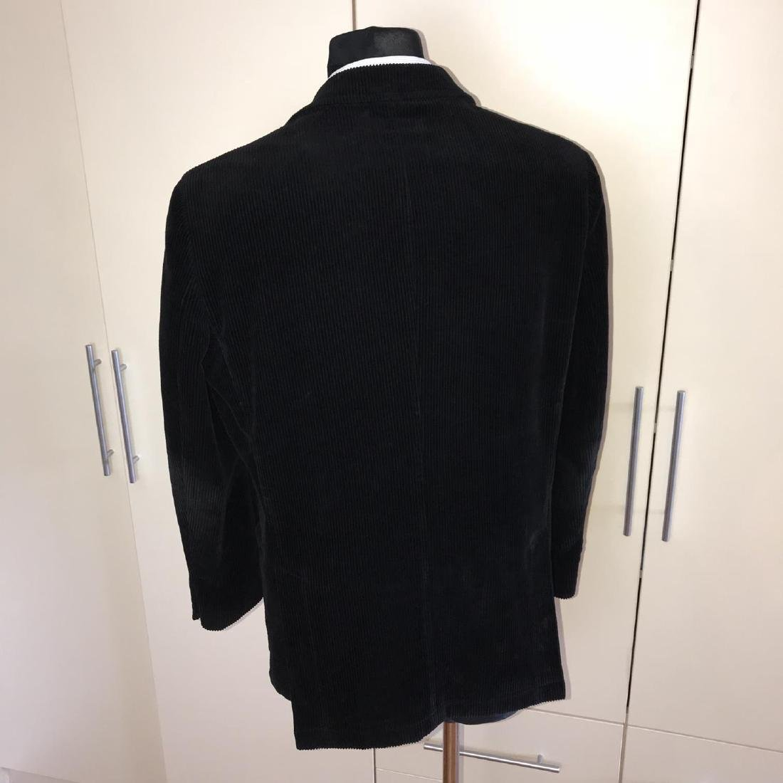 Men's GANT Black Velvet Jacket Blazer Size 48 EU 38 US - 4