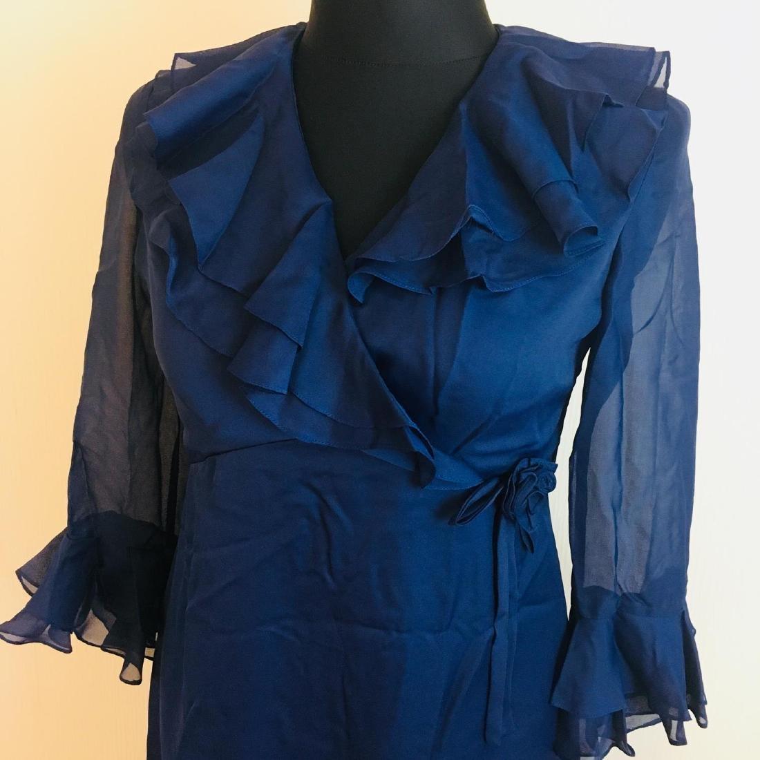 Vintage Women's Evening Dress Size EUR 14 US 44 - 2