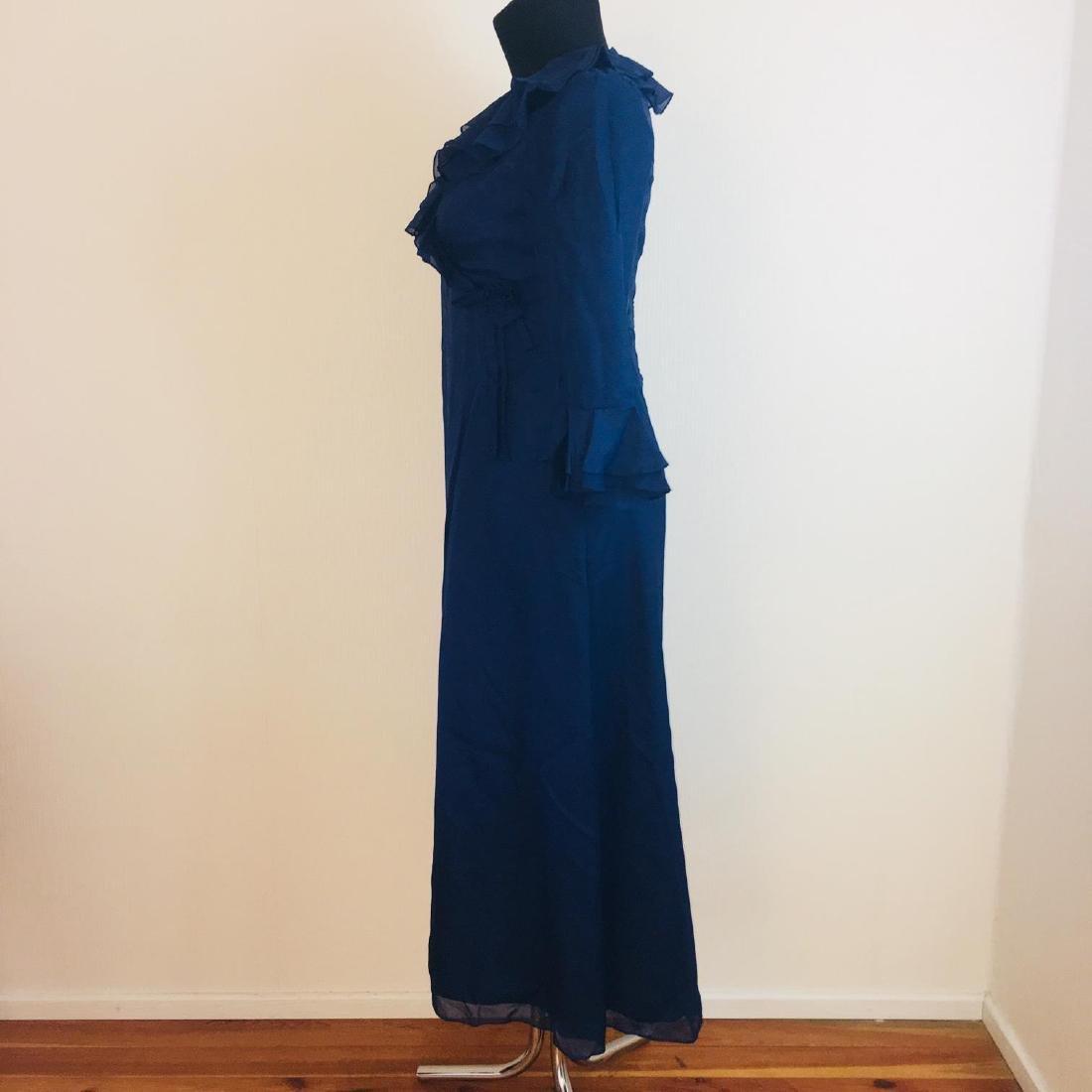 Vintage Women's Evening Dress Size EUR 14 US 44 - 3