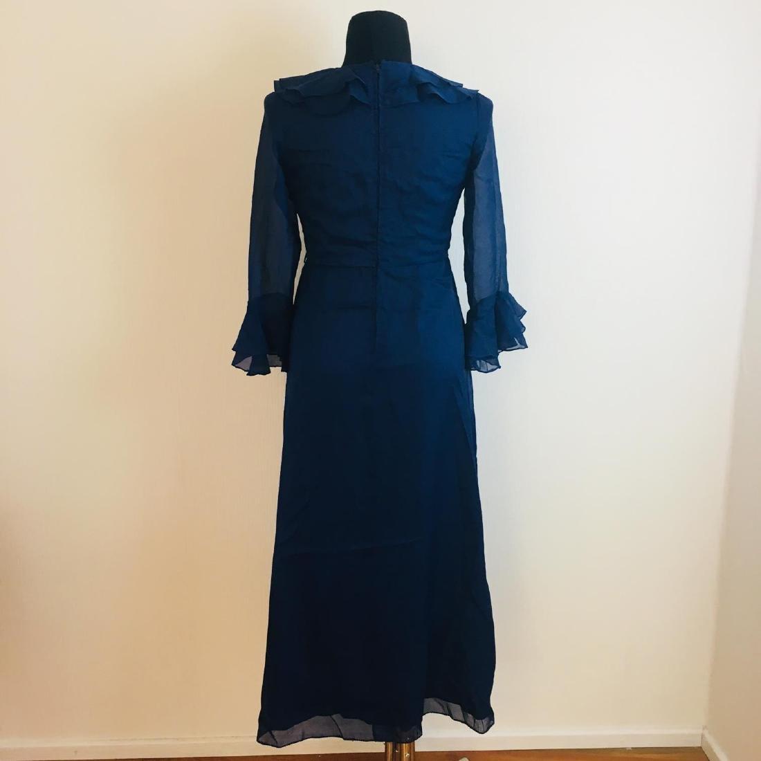 Vintage Women's Evening Dress Size EUR 14 US 44 - 4