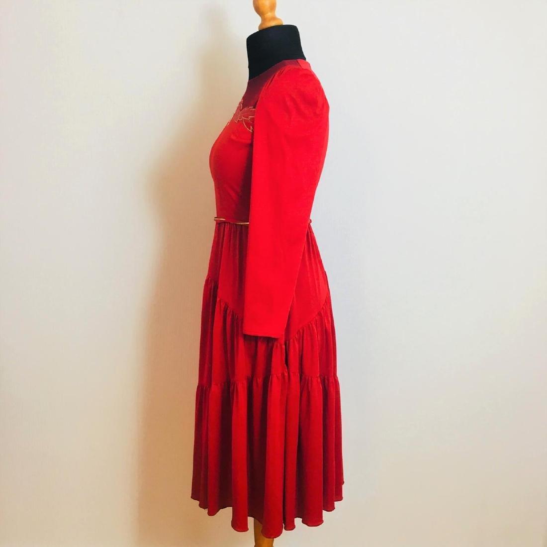 Women's Mag Fortail Designer Paris Cocktail Dress - 4