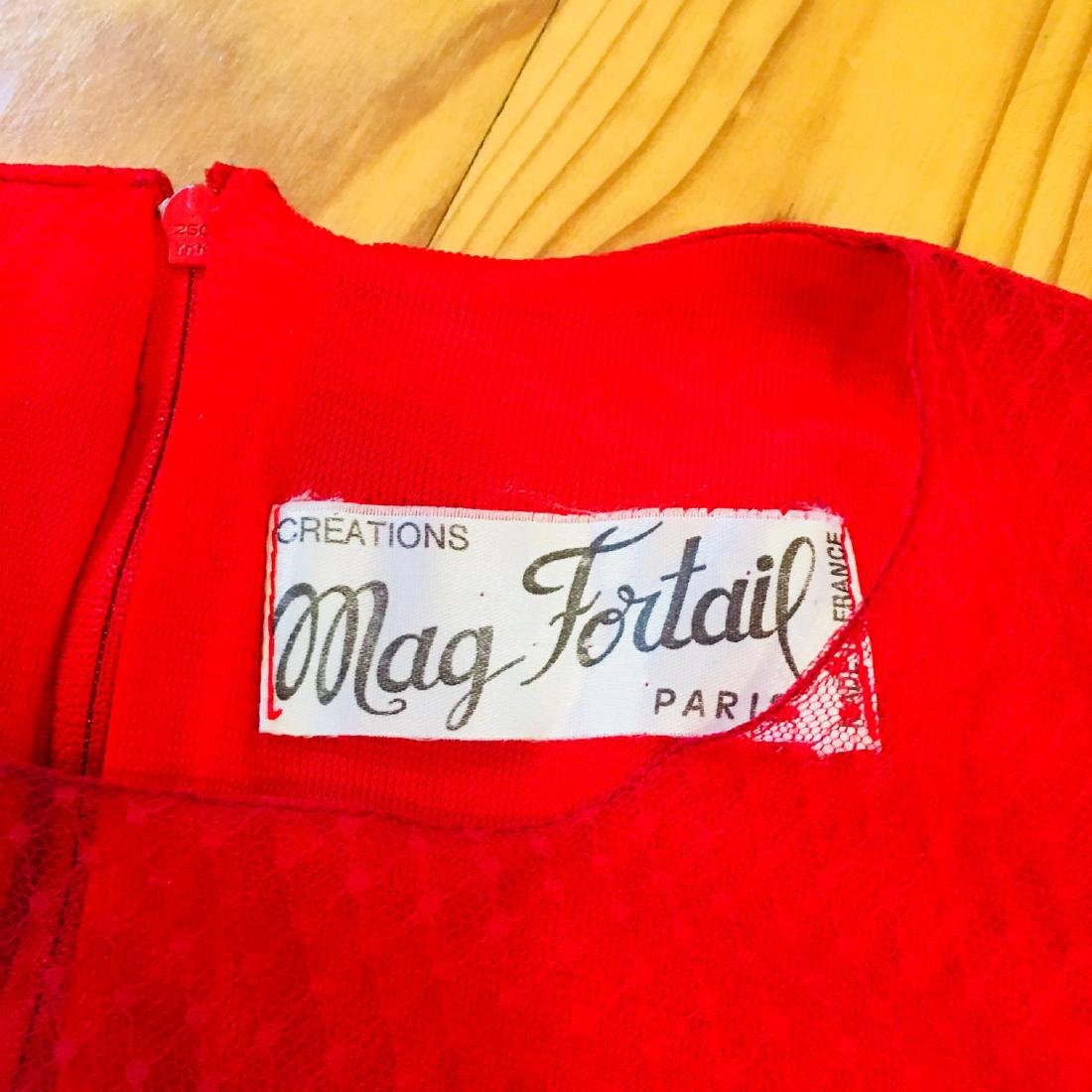 Women's Mag Fortail Designer Paris Cocktail Dress - 6