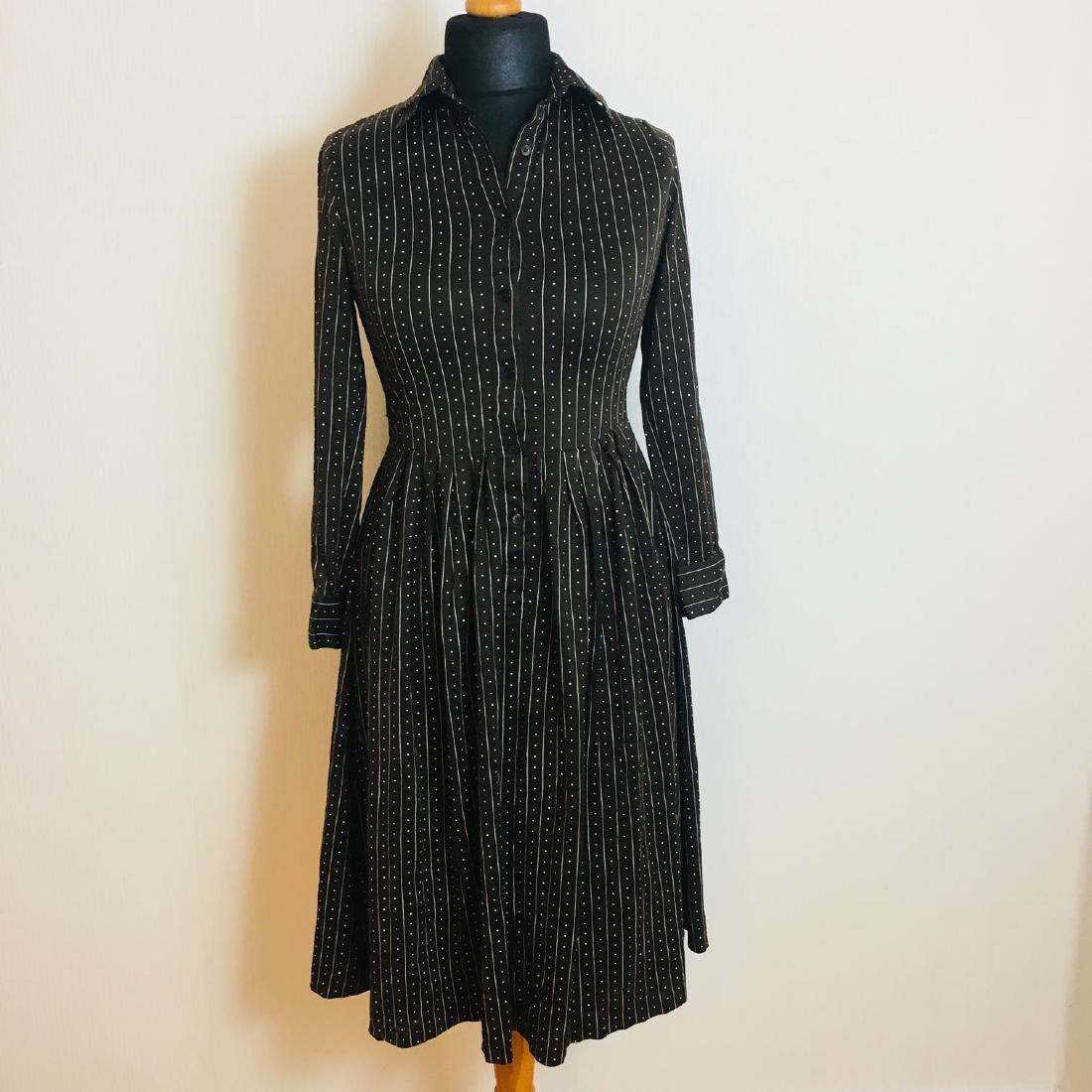 Vintage Women's Cocktail Evening Dress Size EUR 38 US 8