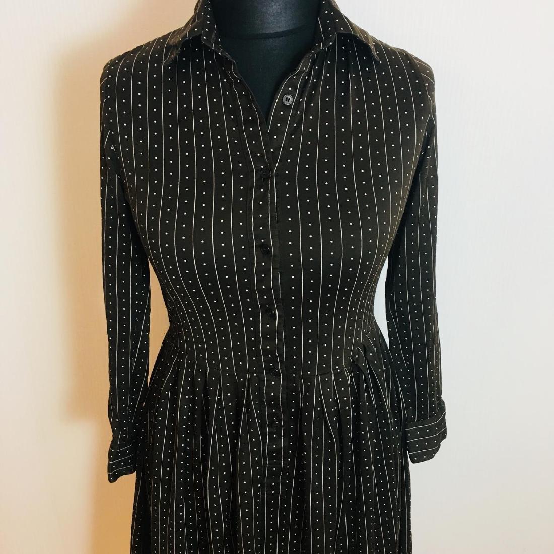 Vintage Women's Cocktail Evening Dress Size EUR 38 US 8 - 2